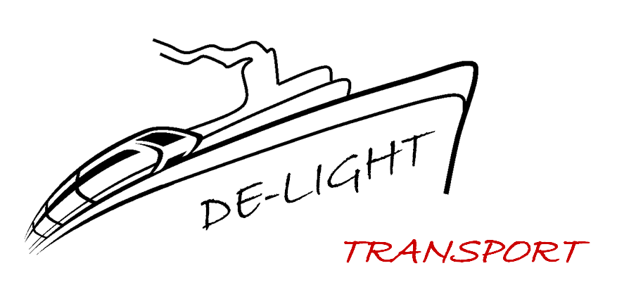 DE-LIGHT Transport Logo